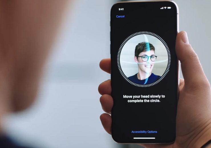 Apple Face ID2
