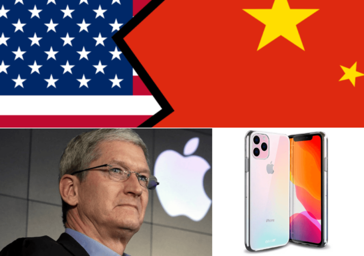 Apple trade war