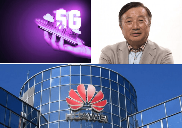 Huawei collage