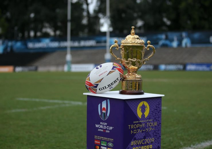 Rugby World Cup 2019 sponsors: Here's which company is the 'official coin toss' partner