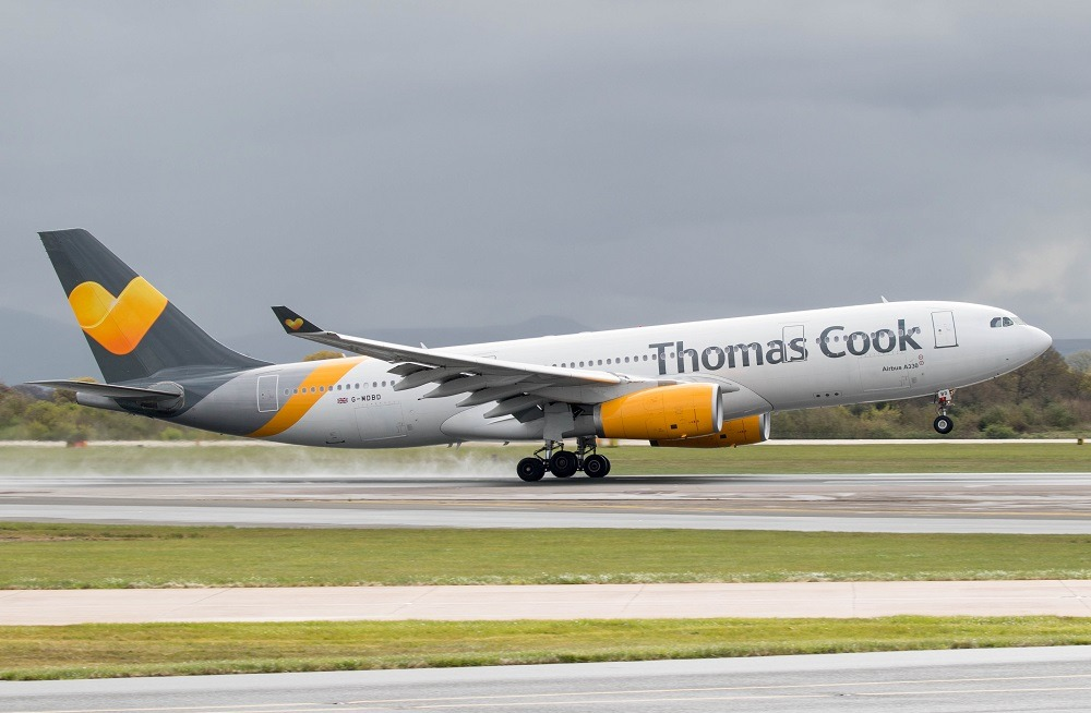 Thomas Cook collapse impact on tourism industry