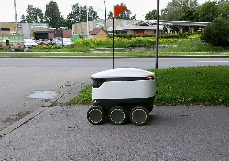 Questions remain over whether delivery robots represent the future of retail (Credit: Mardus/Wikimedia Commons)