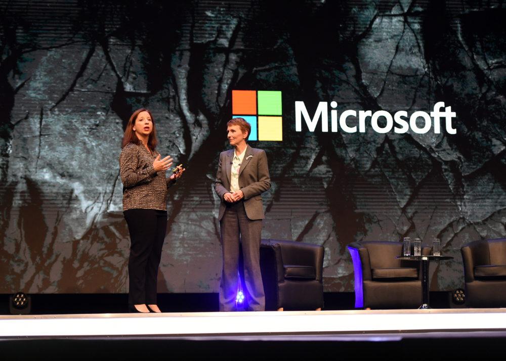 Helen Sharman Microsoft Future Decoded