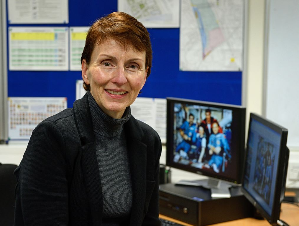Helen Sharman space mission