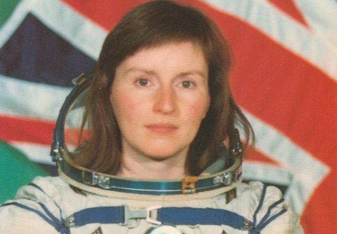 Helen Sharman space, Helen Sharman space mission teamwork