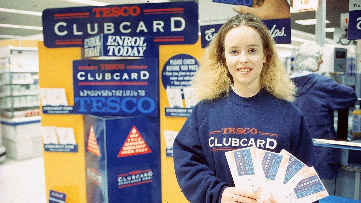 Tesco Clubcard 1995, future of retail technology