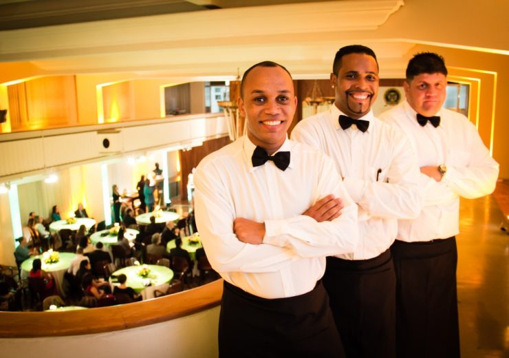A new app hopes to bring front-line hospitality staff together (Credit: Pixabay)