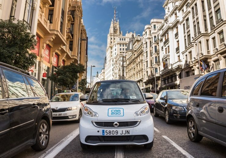 car2go has been investing heavily in the electric market, believing it is where the future lies (Credit: car2go)