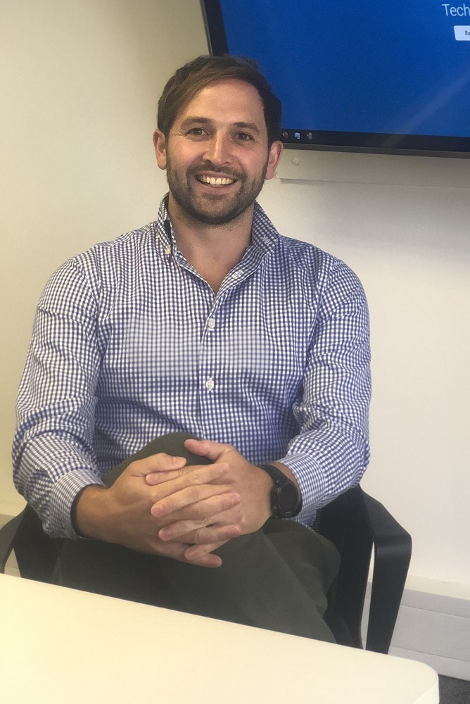Wisit founder Craig Bennett, cyber security 2020