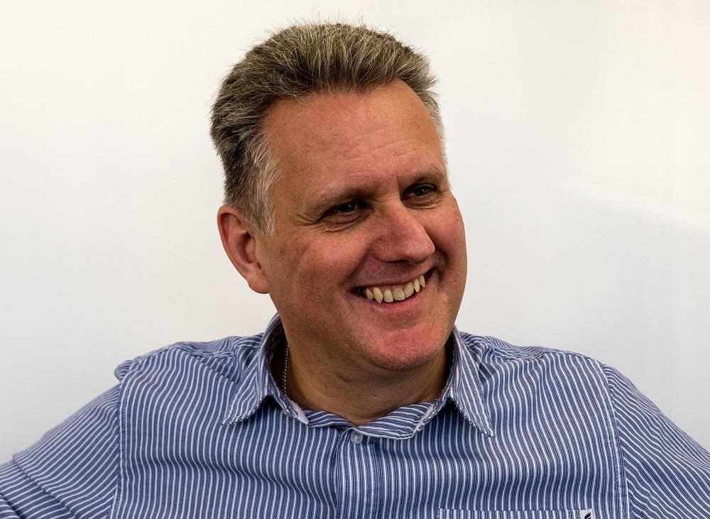 DeltaNet International managing director Darren Hockley, cyber security 2020