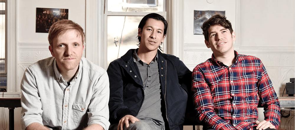 Kickstarter founders, Yancey Strickler Kickstarter
