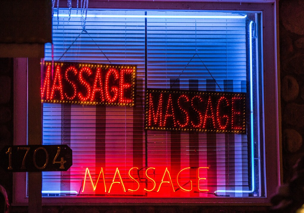 How data analytics software is helping combat human trafficking in massage parlours