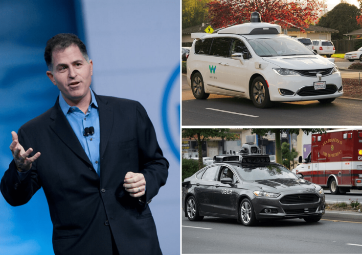 Michael Dell autonomous vehicles