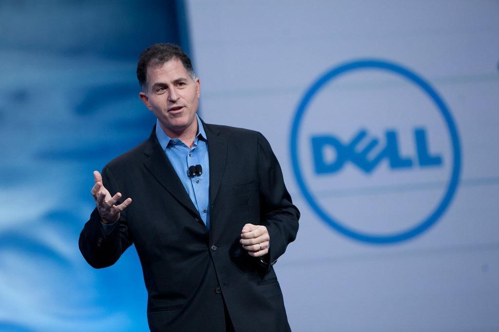 Dell social impact, Michael Dell
