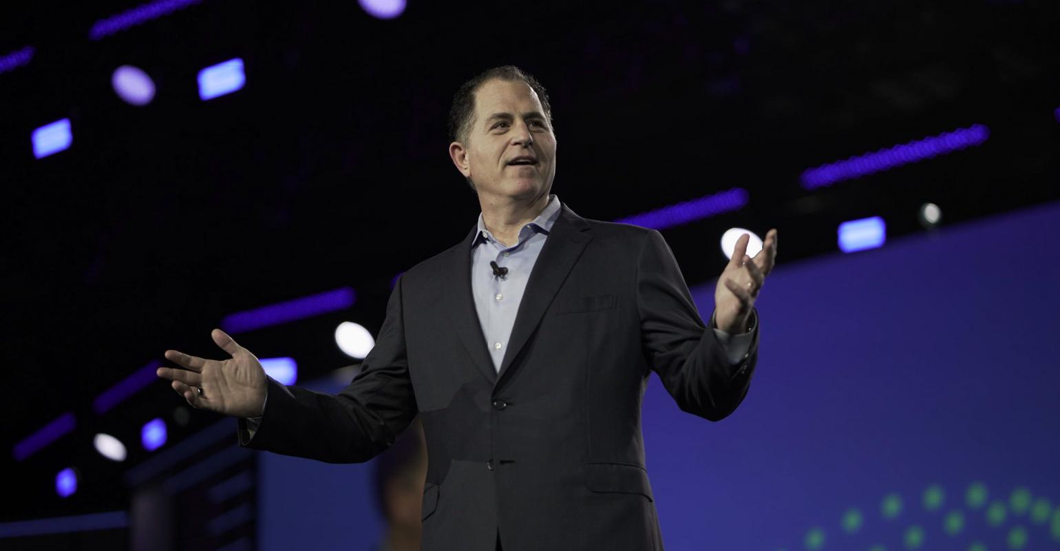 Michael Dell data
