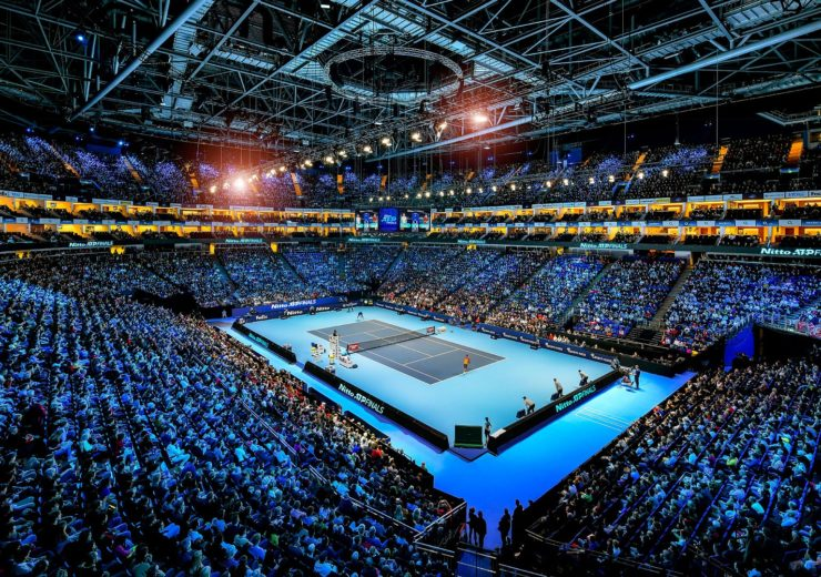 Some 12 companies are sponsoring the 2019 ATP Finals (Credit: ATP)