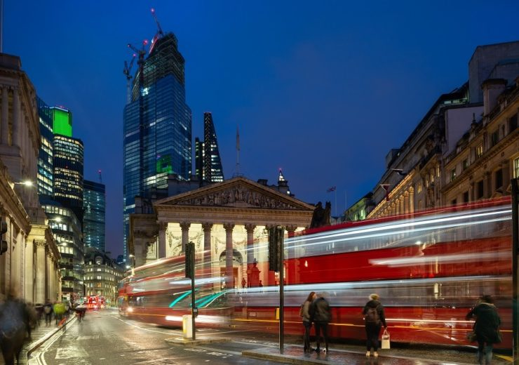 The critical role of street lighting in London's smart city project
