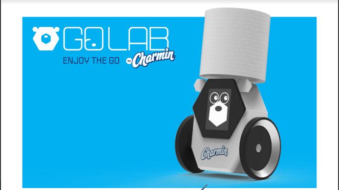 Charmin RollBot, CES 2020 weird gadgets