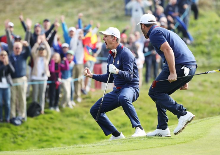 How edge computing extracted value from Ryder Cup fans' data