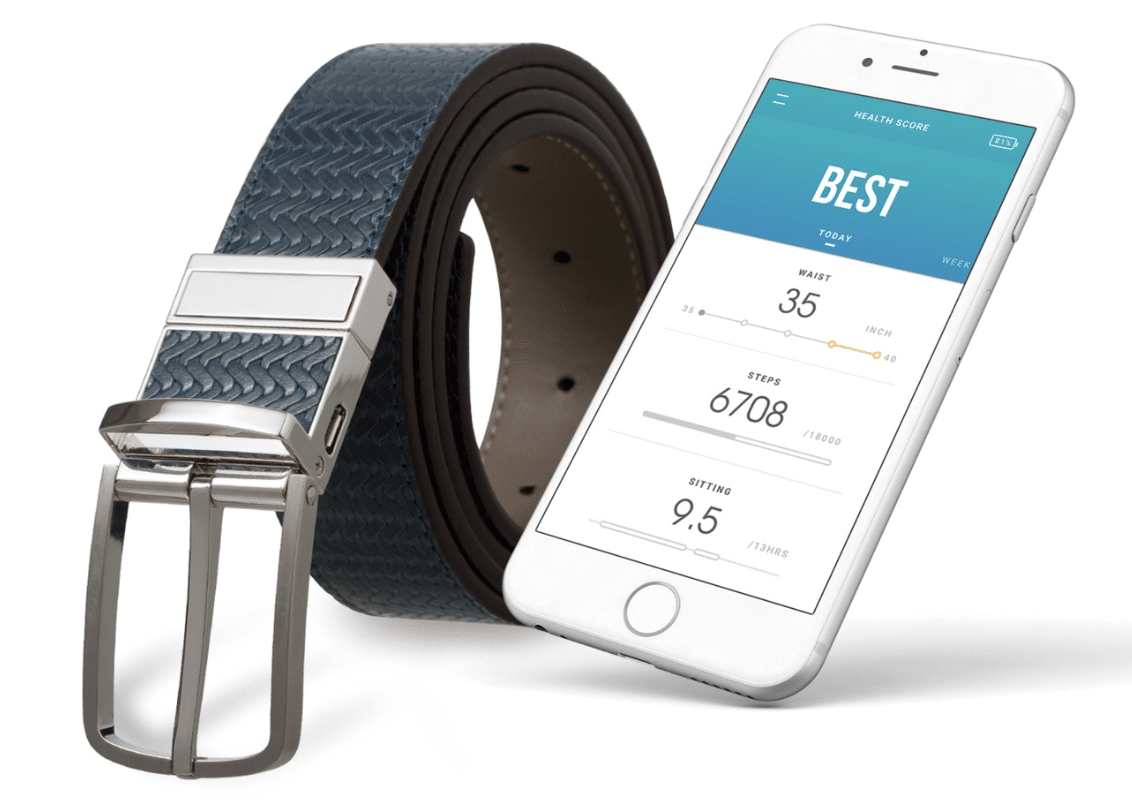 CES 2020 weird gadgets, Welt smart belt