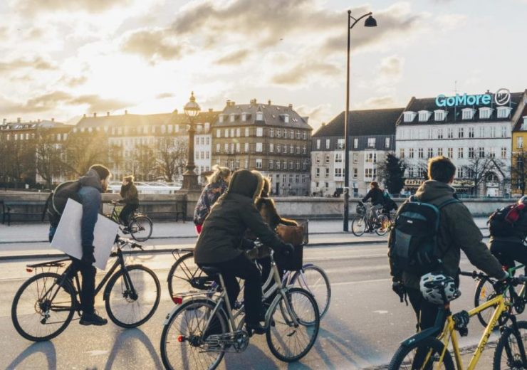 Copenhagen cycling - credit Martin Heiberg