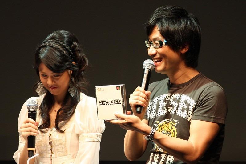 Hideo Kojima Konami