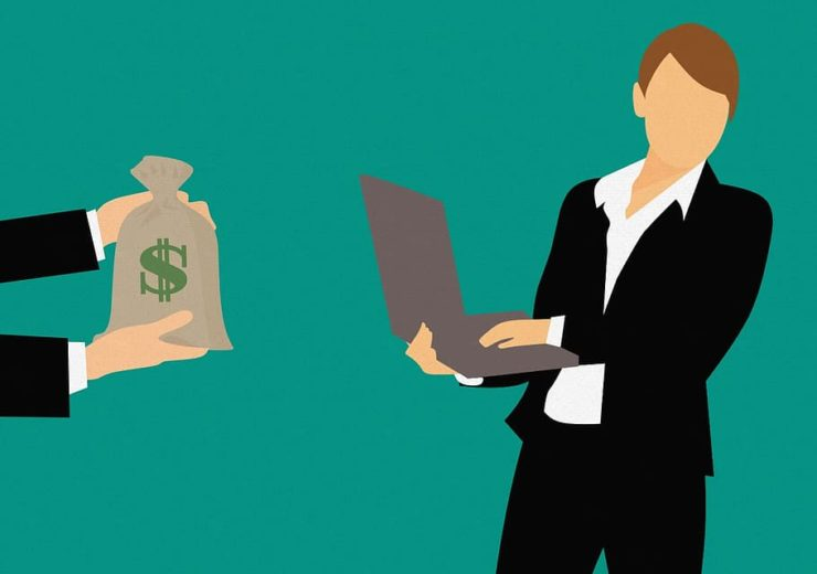 Entrepreneur selling a business