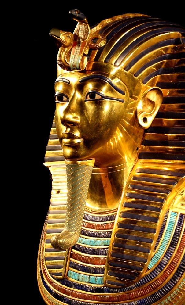 Tutankhamun climate change