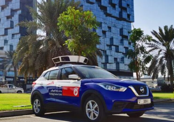 Dubai introduces smart screening vehicle to monitor paid public parking