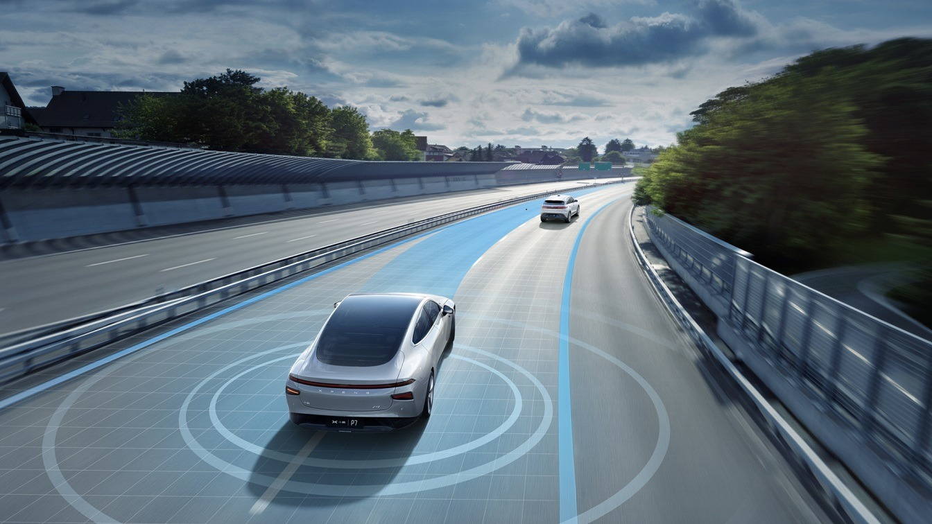 China's XPeng to deploy surrounding reality display for autonomous driving