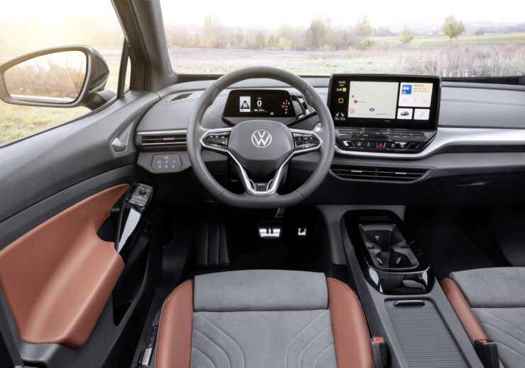 The new Volkswagen ID.4 1ST