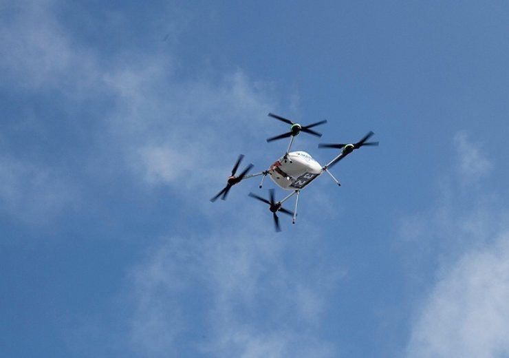 Samsung, Manna partner to launch drone delivery service in Ireland