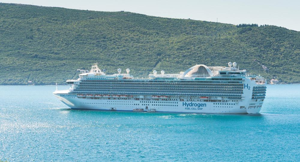 cruise industry hydrogen