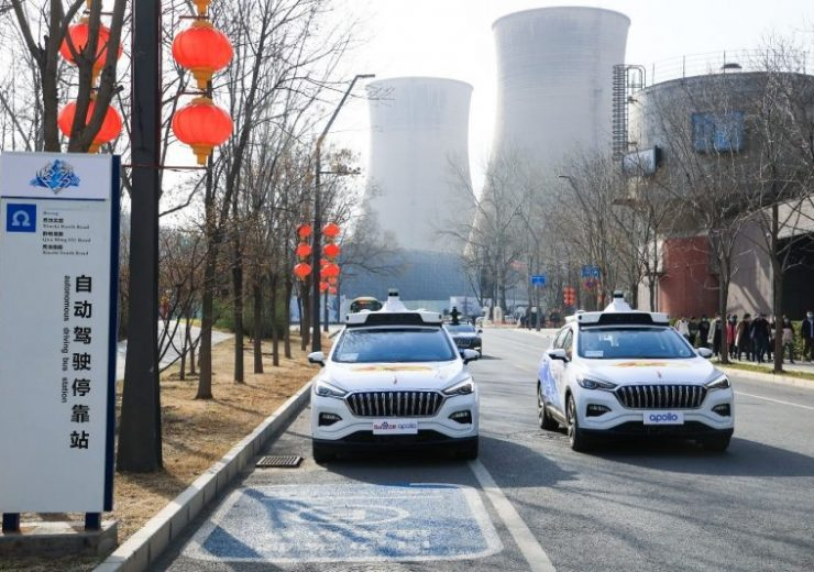Baidu introduces fully driverless robotaxi services in Beijing