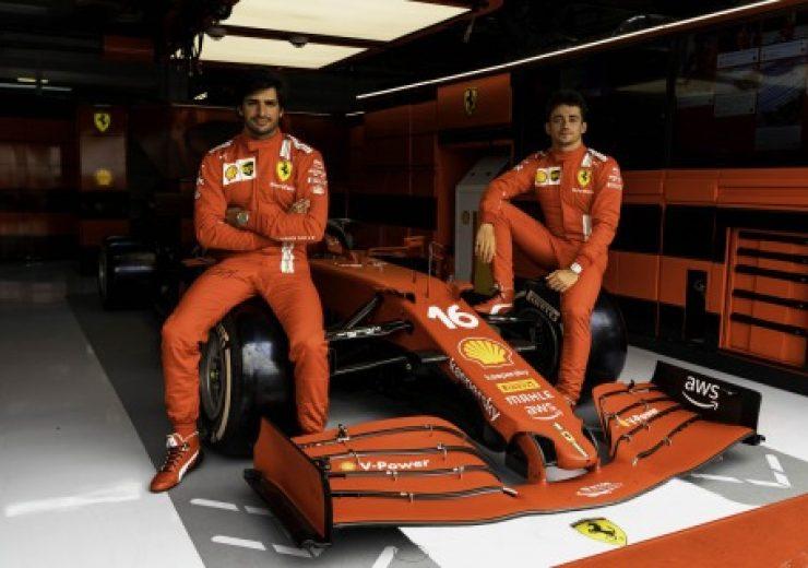 Sports car manufacturer Ferrari selects AWS as official cloud provider