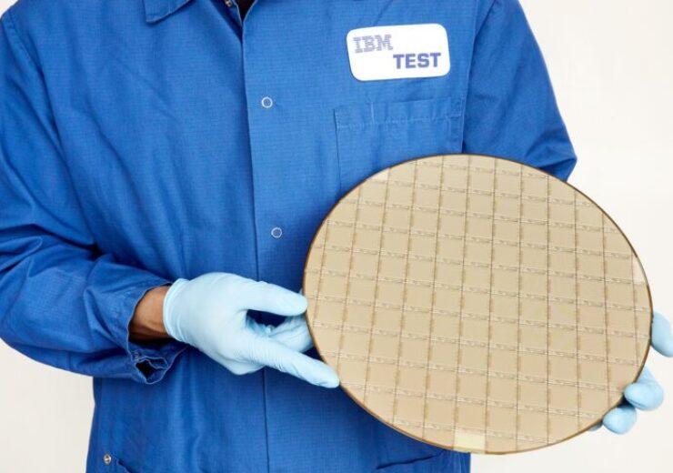 IBM Telum Processor Wafer