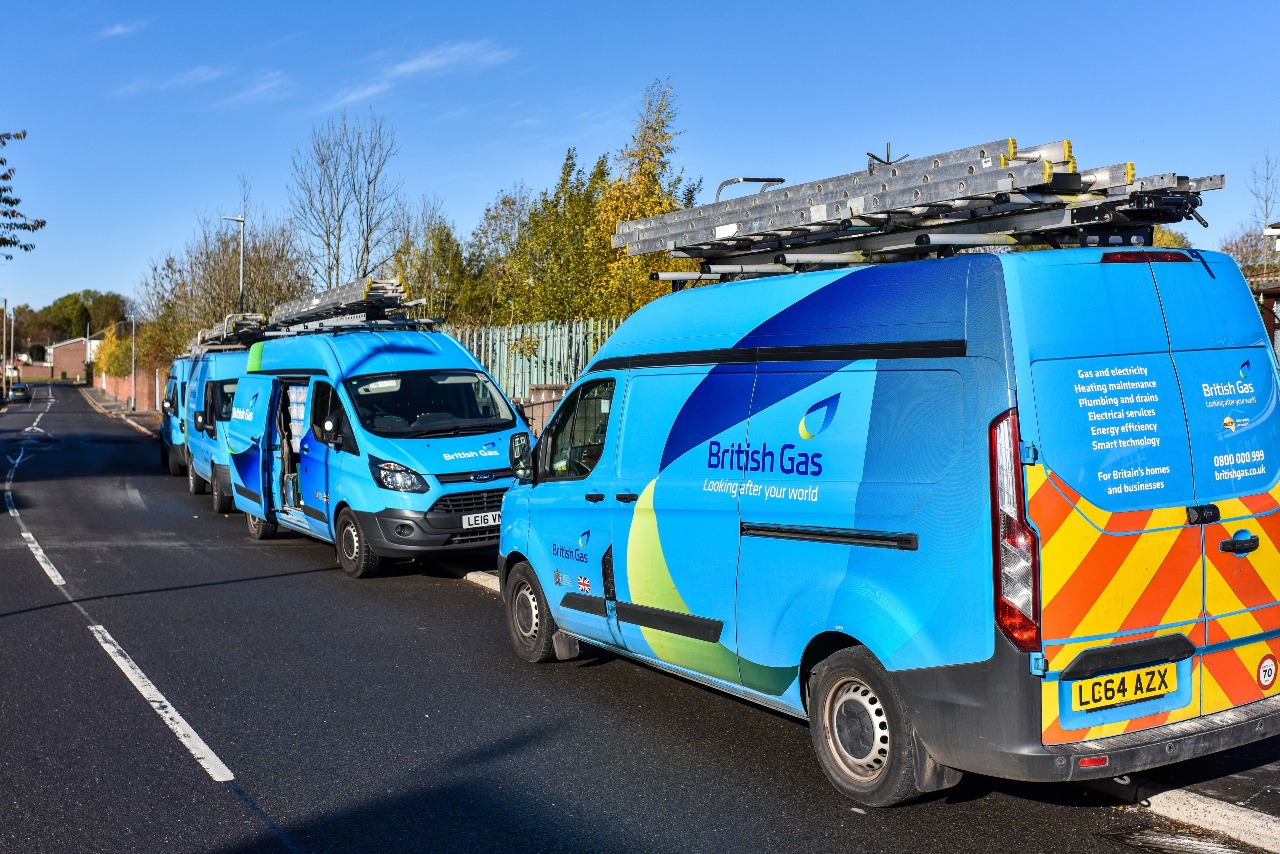 British Gas is embracing electric vehicles into its fleet.